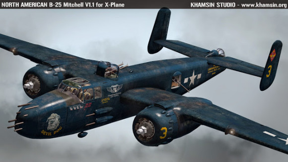 northAmericanB-25Mitchell_39HD